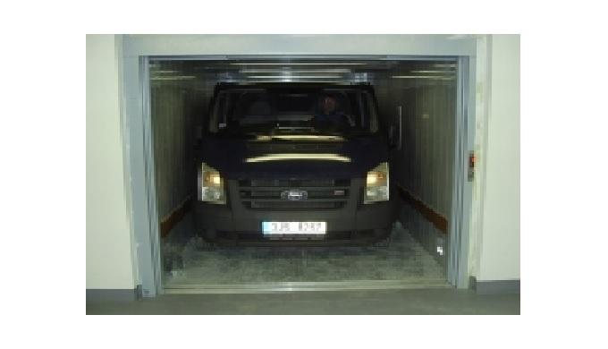 Výtahy s.r.o. - kompletní dodávky všech typů výtahů, osobních, nákladních i speciálních. Do našeho s...