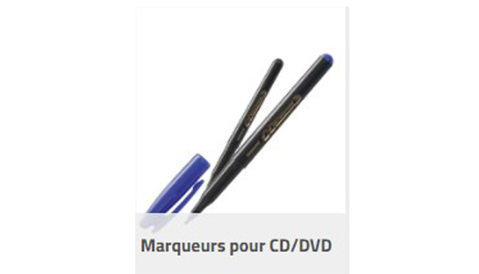Top Business, c'est aussi toute une sélection de gammes de stylos, marqueurs, gommes, surligneurs, c...