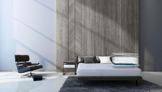 Netkané textilie pro matrace a postele