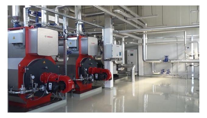 Bosch Caldera de vapor - Universal U-MB