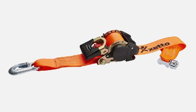 Lashing strap airline / hook
