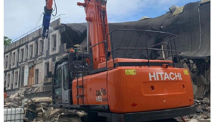 TFM Have a wide range of plant and machinery able to take on any demolition project. With an extensi...