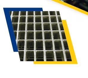 Les caillebotis électroforgés CLISSON METAL sont conçus avec le principe de construction suivant : l...
