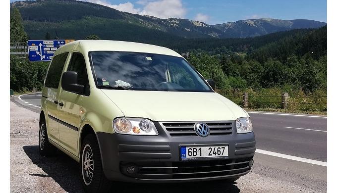 HelpnuTi - bezbariérové taxi Brno
