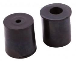 Gumové dorazy – výroba FRAM spol. s r.o. se zabývá lisováním tvarových gumových výrobků do velikosti...