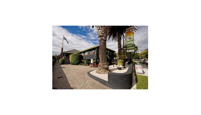 Anndion is located just a short drive from the city center, strategically located near Whanganui's t...