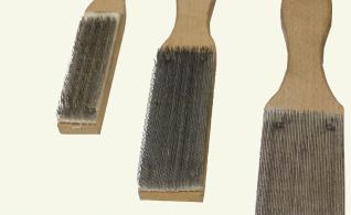Ets, TISCARDES pour la fabrication de garnitures des cardes souple. La seule unité de sont genre au ...
