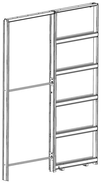 Stavební pouzdra pro posuvné dveře - výroba Společnost