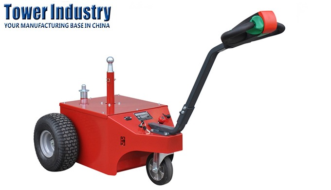 Electric Trailer Mover Dolly