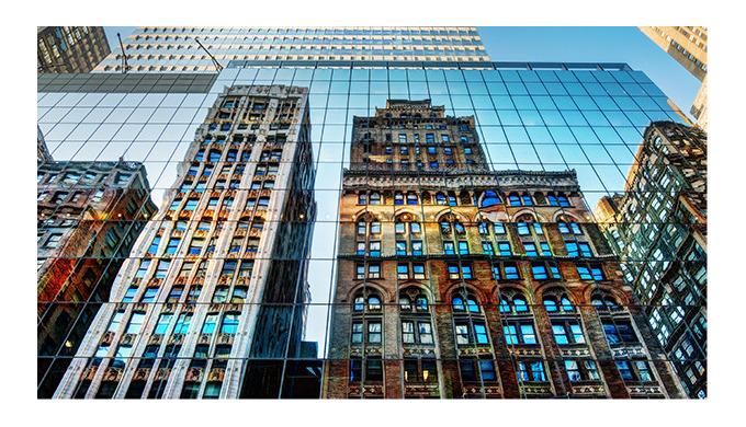 Применение стекла в строительстве