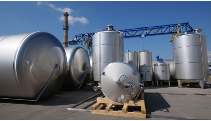 B&P Engineering offers a large assortment of tanks for food, chemical, pharmaceutical and cosmetic i...