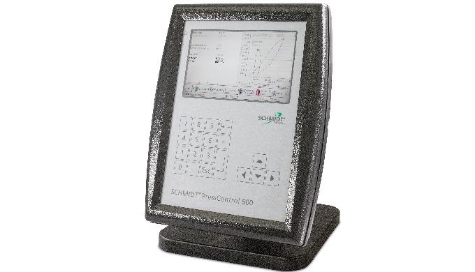 Die SCHMIDT® PressControl 600 und 5000 sind Steuerungen der neuesten Generation, welche die Konzepti...