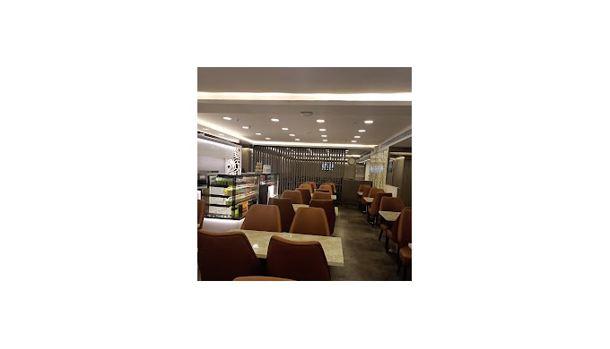 IRCTC Executive Lounge (Paharganj Side) offers services like Ala carte/Buffet, Comfortable seating, ...