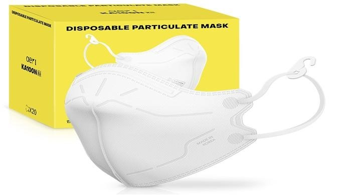 KA100N Disposable Particulate Mask | GAONNANOTECH Co., Ltd.