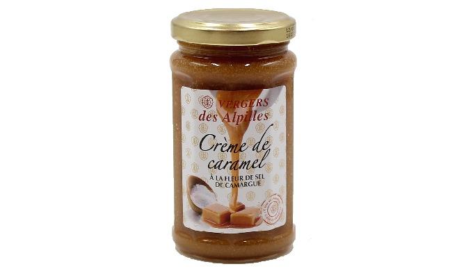 Crème de Caramel à la fleur de sel de Camargue 270g
