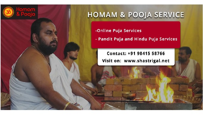 Shastrigal is the leading online platform that offer all types of Pooja's booking services online at...