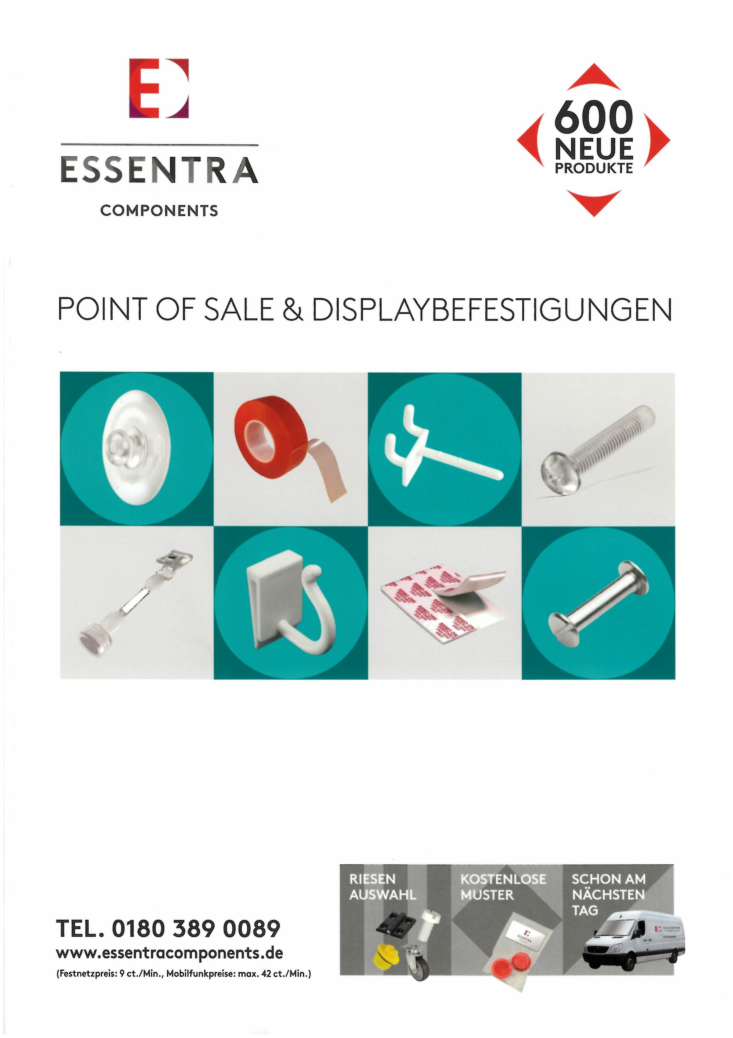 Entdecken Sie unser Point of Sale-Sortiment mit 600 neuen Möglichkeiten, für Ihr Produkt zu werben! ...