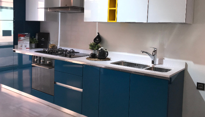 Nous utilisons des solutions sur mesure pour les cuisines sur mesure, les meubles de salle de bain e...