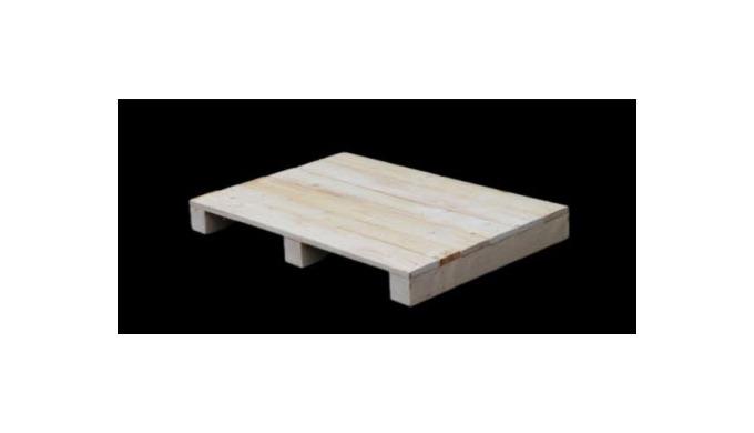 Tannenholzboden (Deck geschlossen)