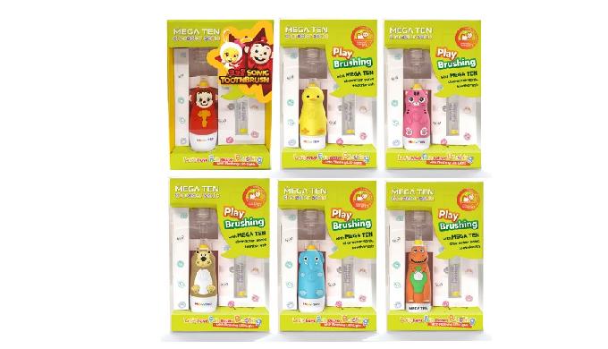 Character Kids Sonic Toothbrush