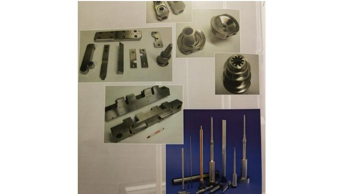 Werkzeug- und Formenbau - Präzisions Norm- und Sonderteile