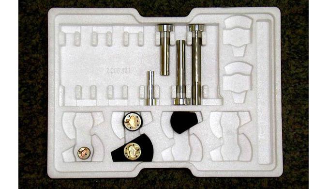 Werkzeugverpackung aus EPS