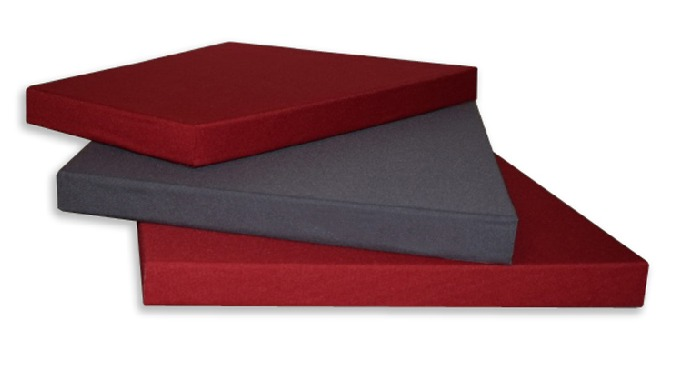 Base Acoustic Panel with fabric finish is a design solution for acoustic treatment. The product's sh...