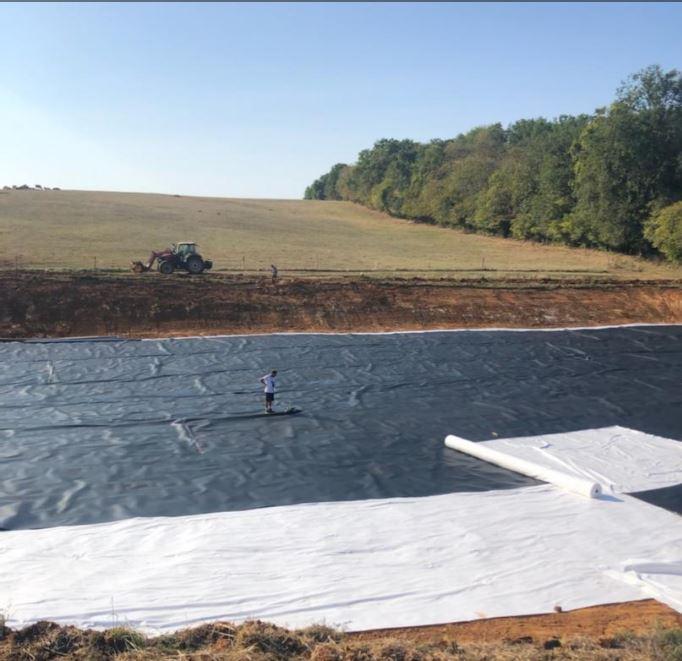 GEO et FILTRATION, spécialiste dans les travaux d'étanchéité des sols, propose d'effectuer la concep...