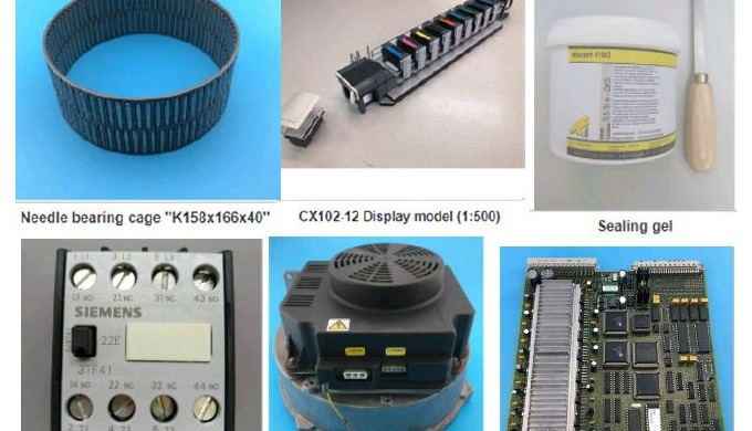 Heidelberg Machine instalaltion, Parts & Equipment We are a Heidelberg accessories store. We have be...