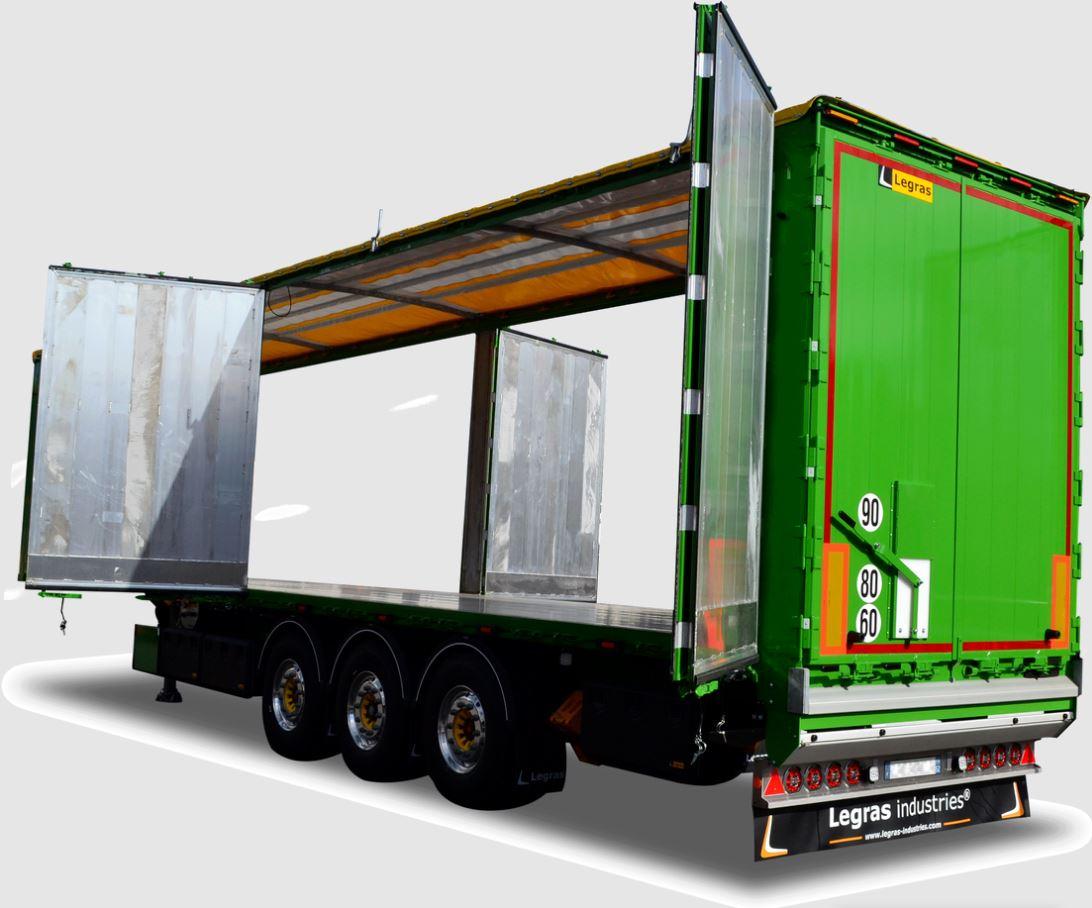 Legras industries, fournisseurs de matériels de transport de nombreux produits vrac solides pour dif...