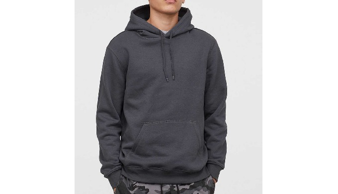 This Sweatshirt is made up of 220+ GSM PC Fleece Fabric having a hood at the neck with full sleeves ...