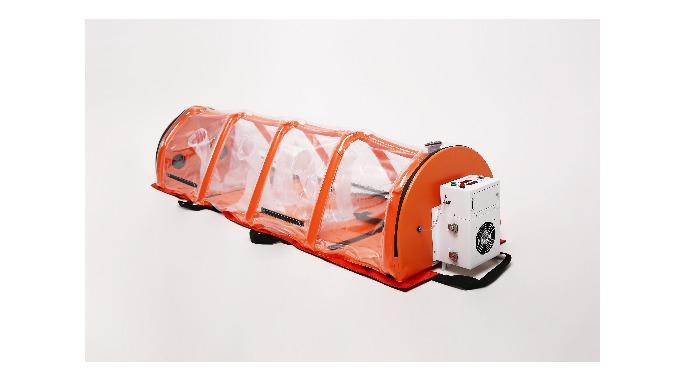 Negative pressure carrier