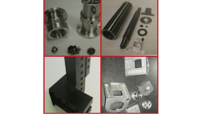Automationstechnik u. Maschinenbau - Zeichnungsteile / Sonderteile