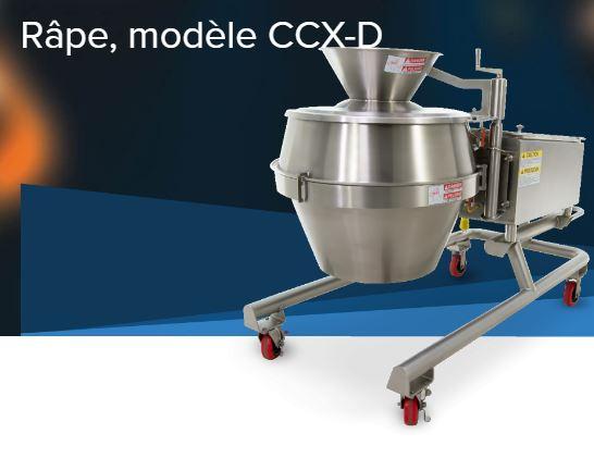 Râpe modèle CCX-D