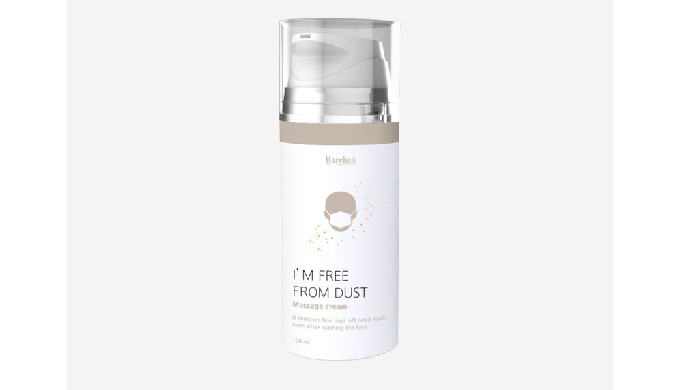 Dust Remover_I'm Free From Dust Massager Cream