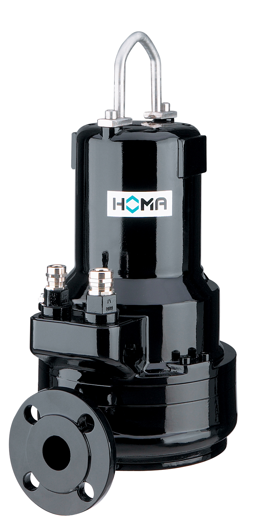 Innovative submersible pumps with cutter system