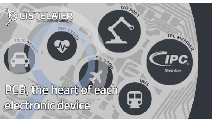 PCB, the heart of each electronic device