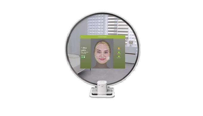 Smart Skin Diagnostic Mirror (Miro Viso)