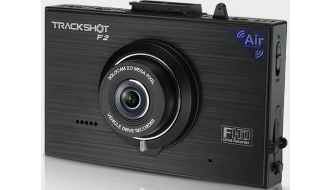 TRACKSHOT F2 AIR_dashboard camera