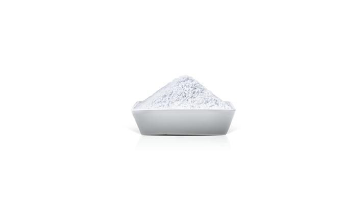 KRYOLITH synthetisch der Cofermin Chemicals, Essen, Deutschland: Natriumkryolith (Na3AlF6, Aluminium...