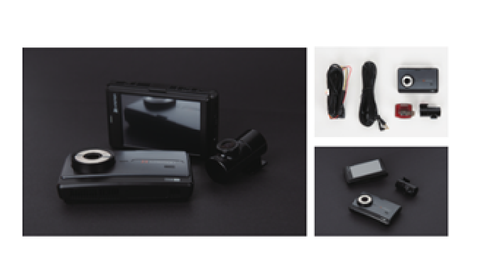 XMOTION LCD TYPE_X4(Dash Cam)