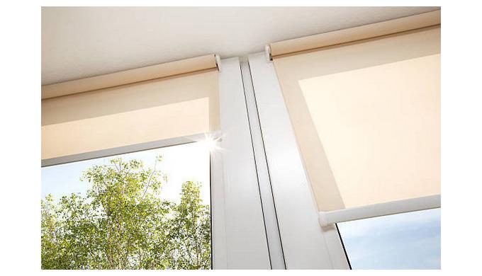 Рулонные шторы на ваших окнах