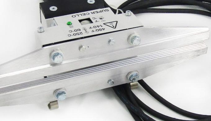 الوصف يمكن استخدام ملقطات ختم الحرارة Audion لمجموعة واسعة من تطبيقات ومشاريع الختم. هذه السداده الح...