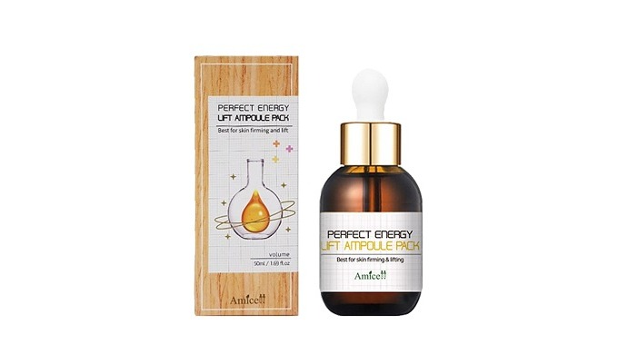 Amicell Perfect Energy Lift Ampoule Pack | Ухаживать за кожей