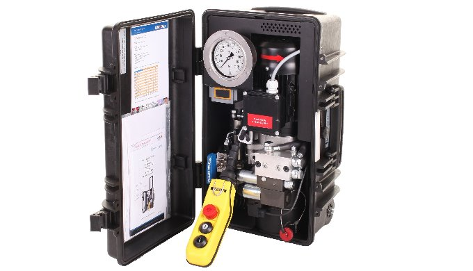 p tools sells S&T highpressure powerpacks