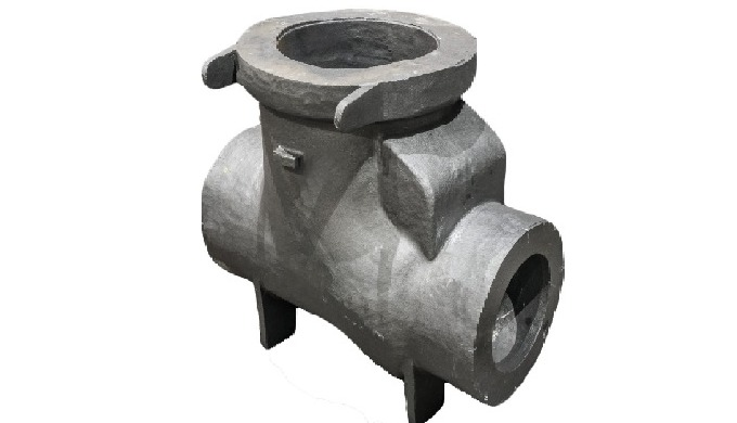 Odlitky z litiny a oceli pro energetiku