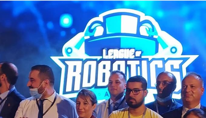 League of robotics 'un avenir radieux du robotic en algerie '