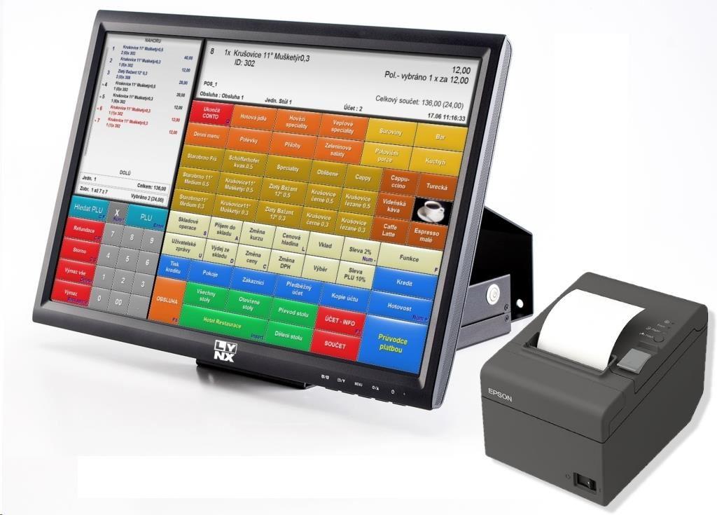 EET Elektronická evidence tržeb – software Společnost Trifid Software ve Vysokém Mýtě nabízí EET Ele...