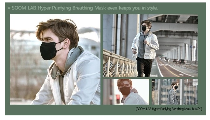 Hyper Purifying Breathing Mask | filtered dust masks