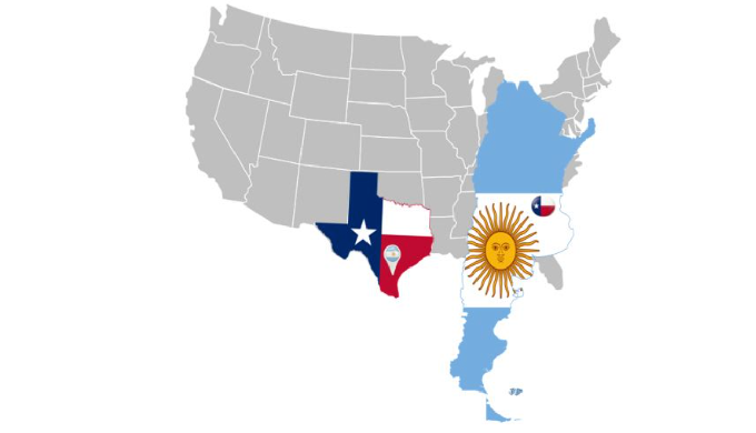 The Argentina-Texas Chamber of Commerce serves a specific segment with focus on: Internationalizatio...